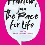 Image for the Tweet beginning: Take part in the #Raceforlife