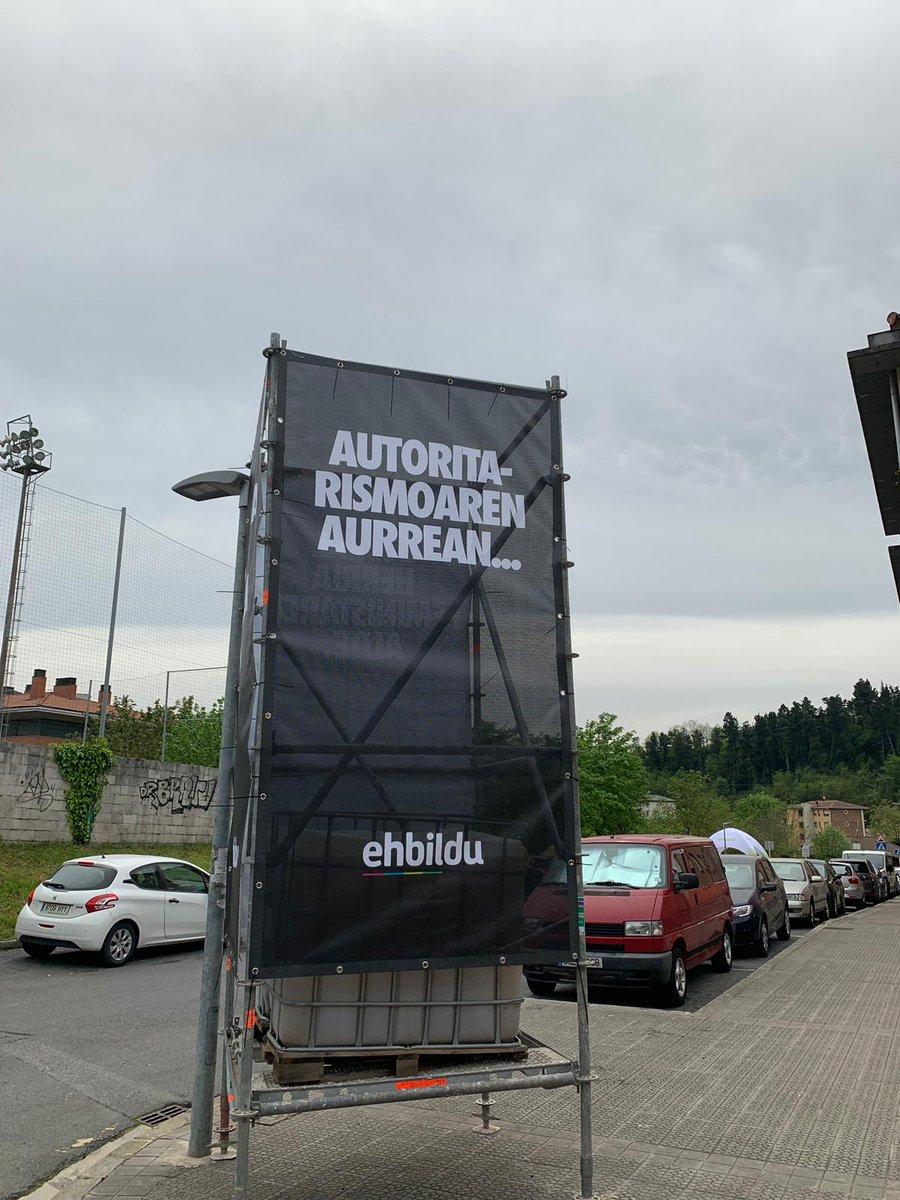📷Topagunean ere bagaude: gazteen etorkizunaren eta Euskal Herri feminista baten alde, autoritarismoari aurre eginez #Gzt19 #GazteTopagunea