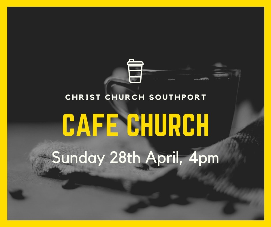 ll Cafe Church ll  This is an informal and chilled service held in Vivesco Cafe. It includes a good natter, great teaching, amazing worship, and awesome people. Join us next week.  #Church #Southport #Sermon #Teaching #NWChurch #Belong #Sunday #Teacher #ChristChurch #CafeChurch