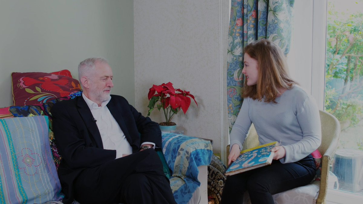 Jeremy Corbyn's photo on Chag Pesach Sameach