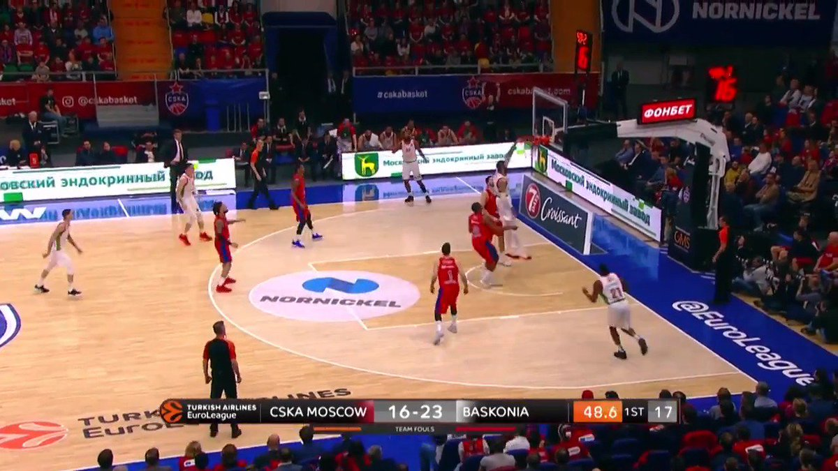 Get a look into the way @viinze_17P plays and how he finishes a smart play by ATTACKING the rim 🚀  #GameON