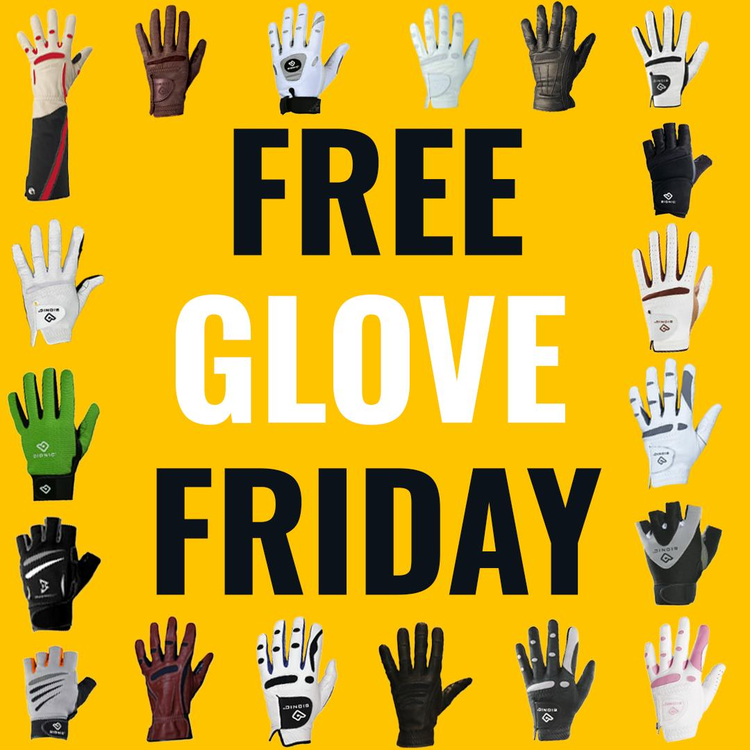 Bionic Gloves on Twitter: You know what time it is... #FreeGloveFriday time! Like/retweet, reply, and make sure you're following us for a chance to win! Also, shout out to the RelaxGrip 2.0 winners, @ggallagher71, @ncmarnie, @Snickerdoo2, & @disneyfan40. We'll be reaching out for your info shortly!…