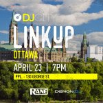 Image for the Tweet beginning: Calling all DJs! April 23rd