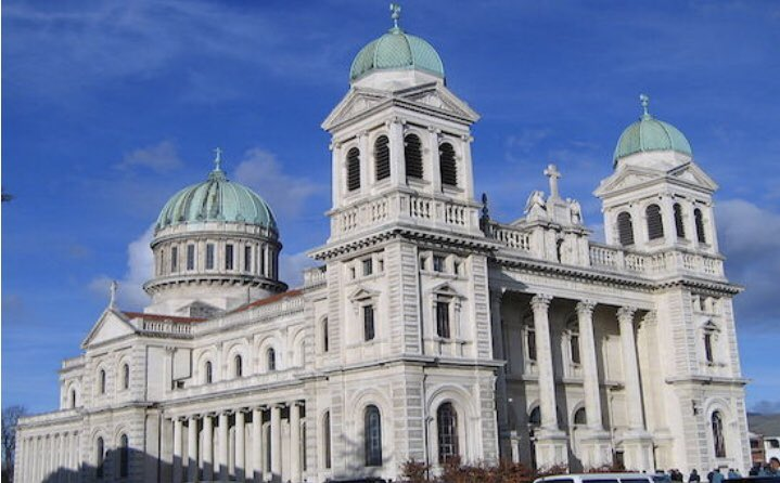 Cathedral of the Blessed Sacrament, #ChristChurch , #NewZealand! @ChurchPictures8<br>http://pic.twitter.com/UXivLNQdoh