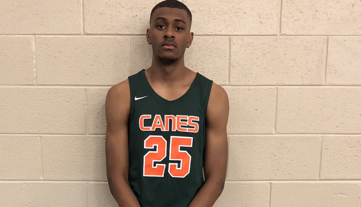 Western Carolina is the latest to reach out to 6'5 Shooting Guard Dj Patrick (Sprayberry HS)   @CanesGa