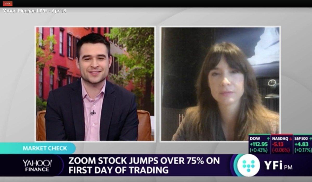 Zoom Stock News