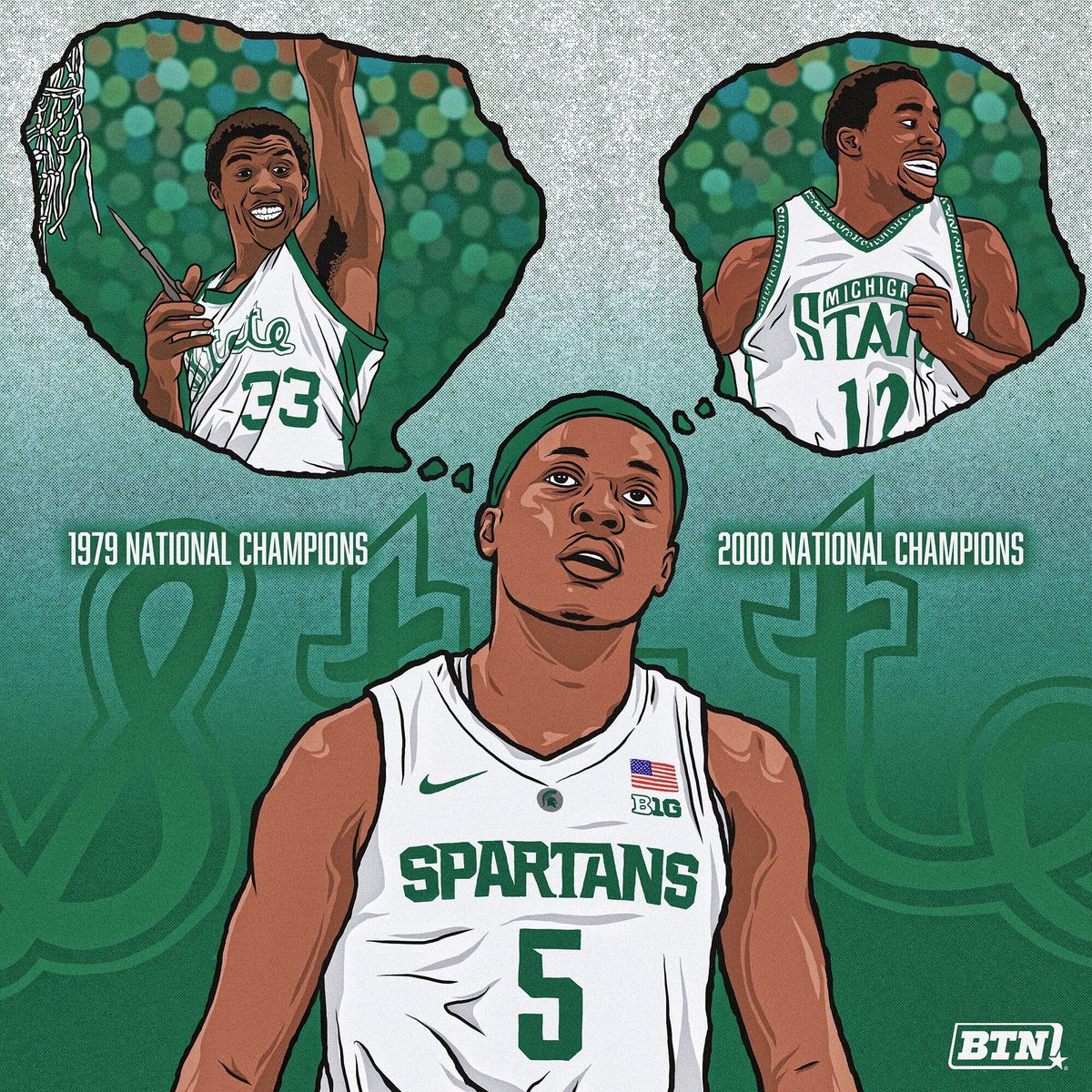 Unfinished business for @cassiuswinston.