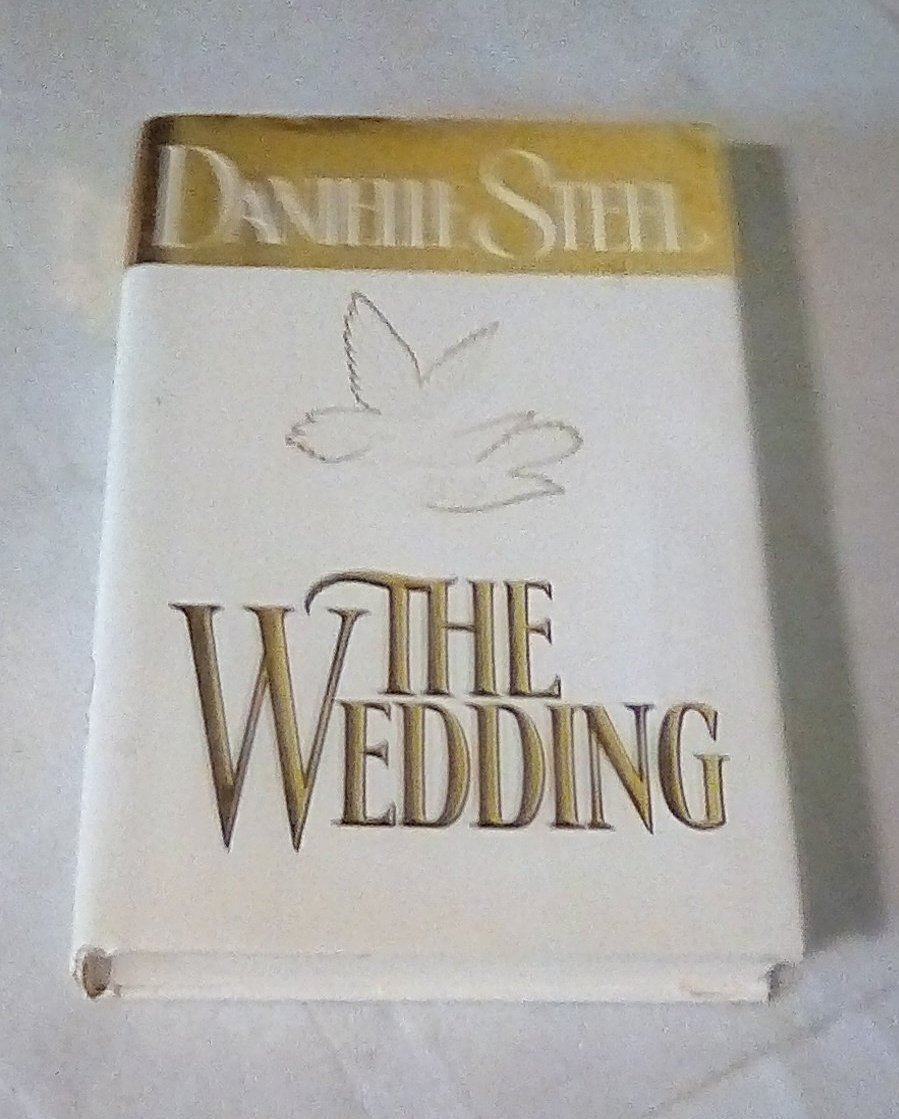 """Thanks for the kind words! ★★★★★ """"Another great book from this seller. Thank you! """" Pam S. https://etsy.me/2VeyALA #etsy #booksandzines #book #daniellesteel #bestseller #bestselling #collectiblebook #vintagebook #novel #wedding"""