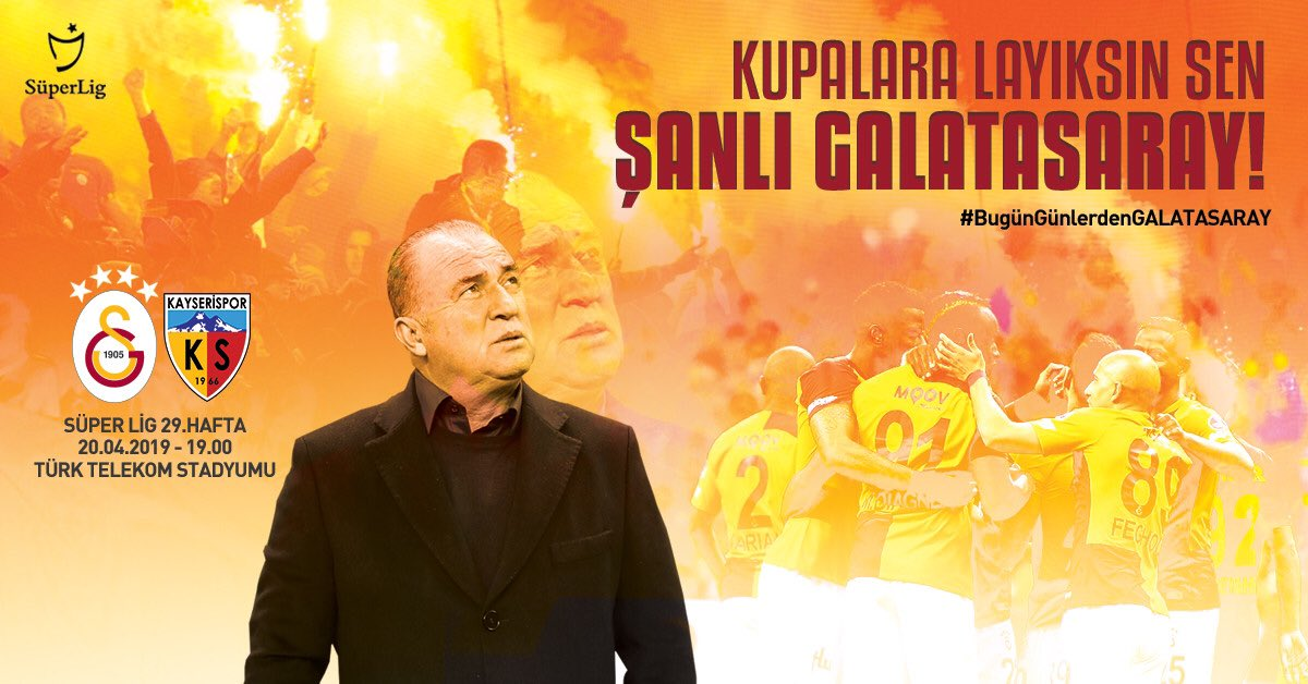 Galatasaray SK's photo on #GSvKYS