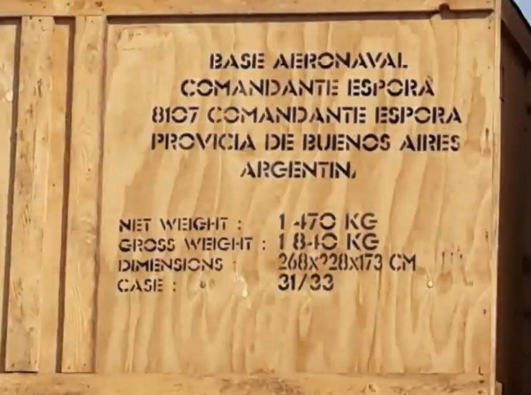 الارجنتين قد تشتري مقاتلات سوبر اتندارد من المخزون الفرنسي  - صفحة 2 D4i2bAYXoAEdnh2