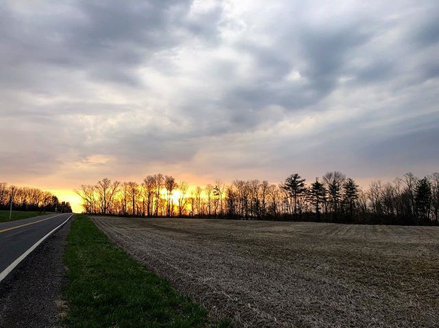 Cloaked Sunset #sunset #clouds #muz4now #trees #road #field #cornfield #outdoors #flxoutdoors #flxbeauty #flx #treelovers #cloudlovers #sky #skylovers #treeline https://buff.ly/2Xs25Xs
