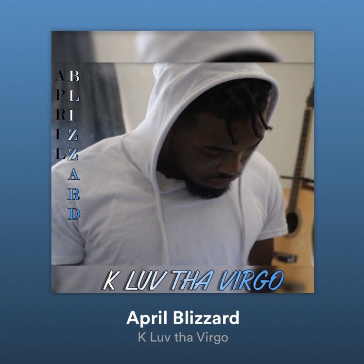 TODAY I CELEBRATE THE 1 YEAR ANNIVERSARY OF MY 2ND STUDIO ALBUM AND IT'S 70,000 + UNITS SOLD !!   I WANNA THANK EVERYONE WHO SUPPORTS ME, I LOVE YALL SO MUCH !!  💙💚📀💿 #KLuvThaVirgo #AprilBlizzard #RnB #Pop #Country #Trap #Soul #Music #Album