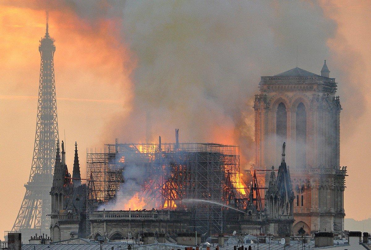 AJ+'s photo on Notre-Dame