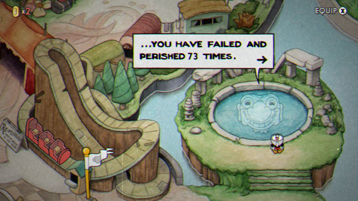 Two isles down #Cuphead #NintendoSwitch