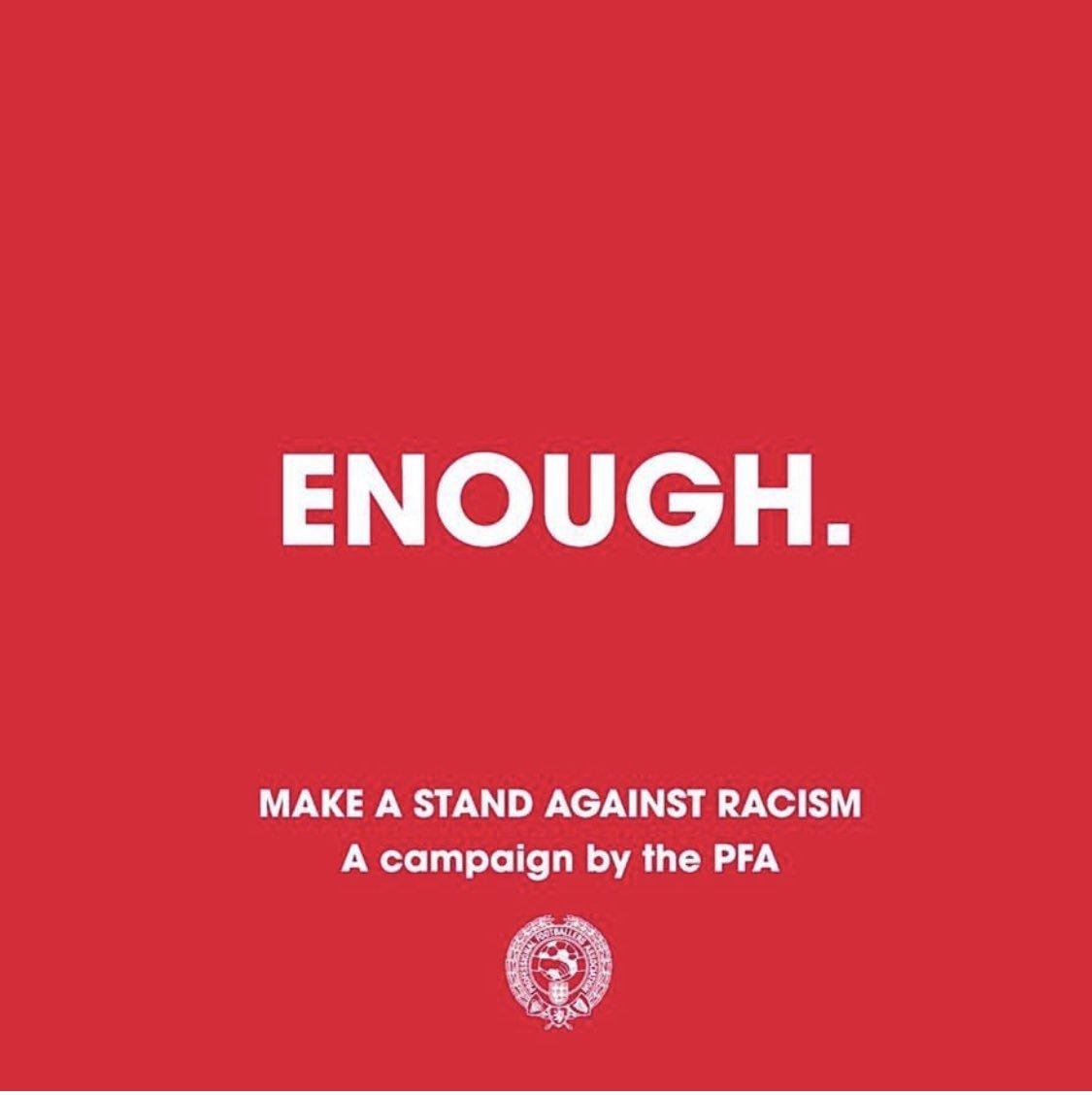 Footballers boycotting social media face 'racist abuse'