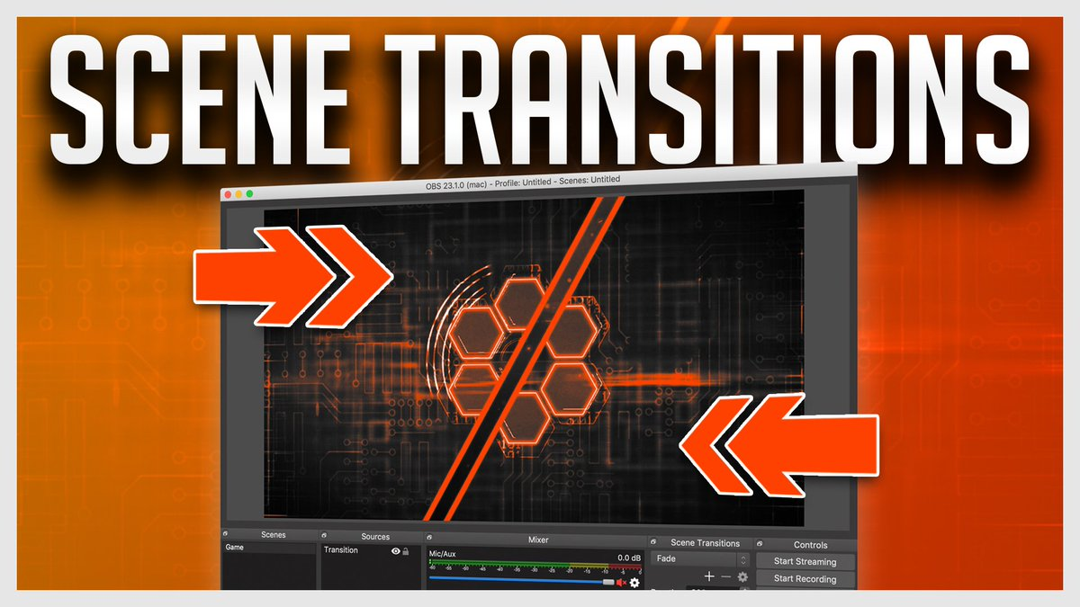 Obs transitions download | OBS streaming software update adds Studio
