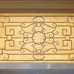 Image for the Tweet beginning: The transom we created &