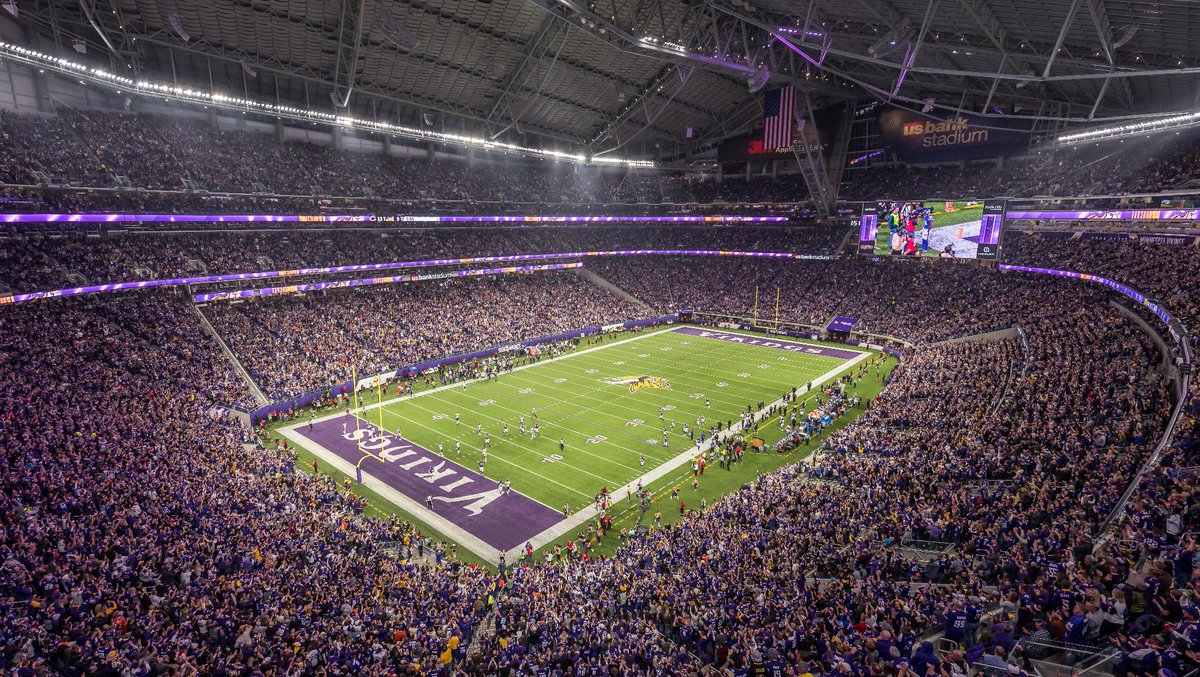 The recently released #Vikings schedule was just one of over 60 trillion combination possibilities. 📰: mnvkn.gs/wPY1T2