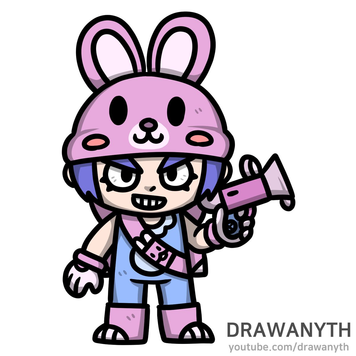 How to draw bunny penny brawl stars new skin click here https