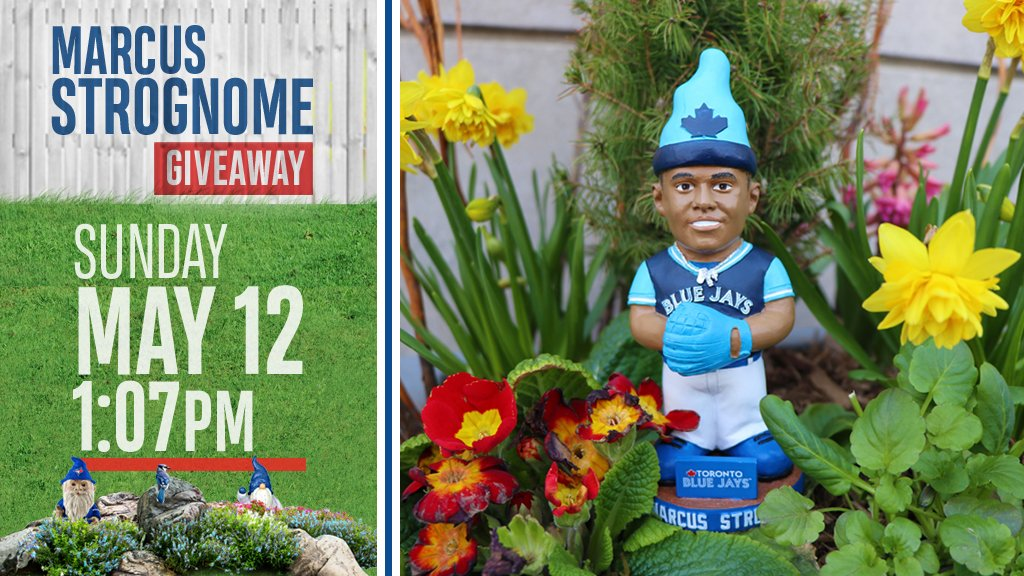 Celebrate #MothersDay at the ballpark!  The first 15,000 fans will receive a Marcus StroGnome Giveaway!  TICKETS:  http:// atmlb.com/2VasmMv  &nbsp;  <br>http://pic.twitter.com/GyHEz1KEs8
