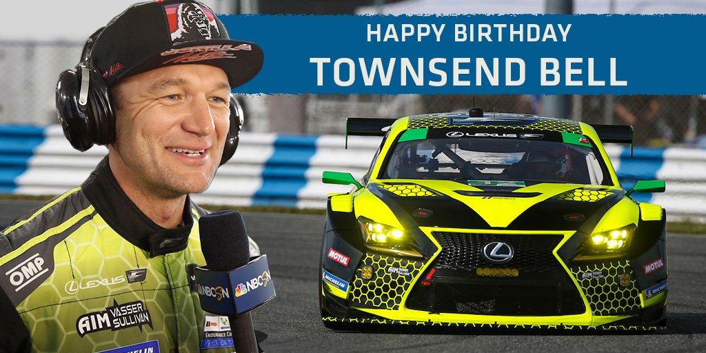 Happy Birthday @townsendbell! 🎂 🎉 🎈