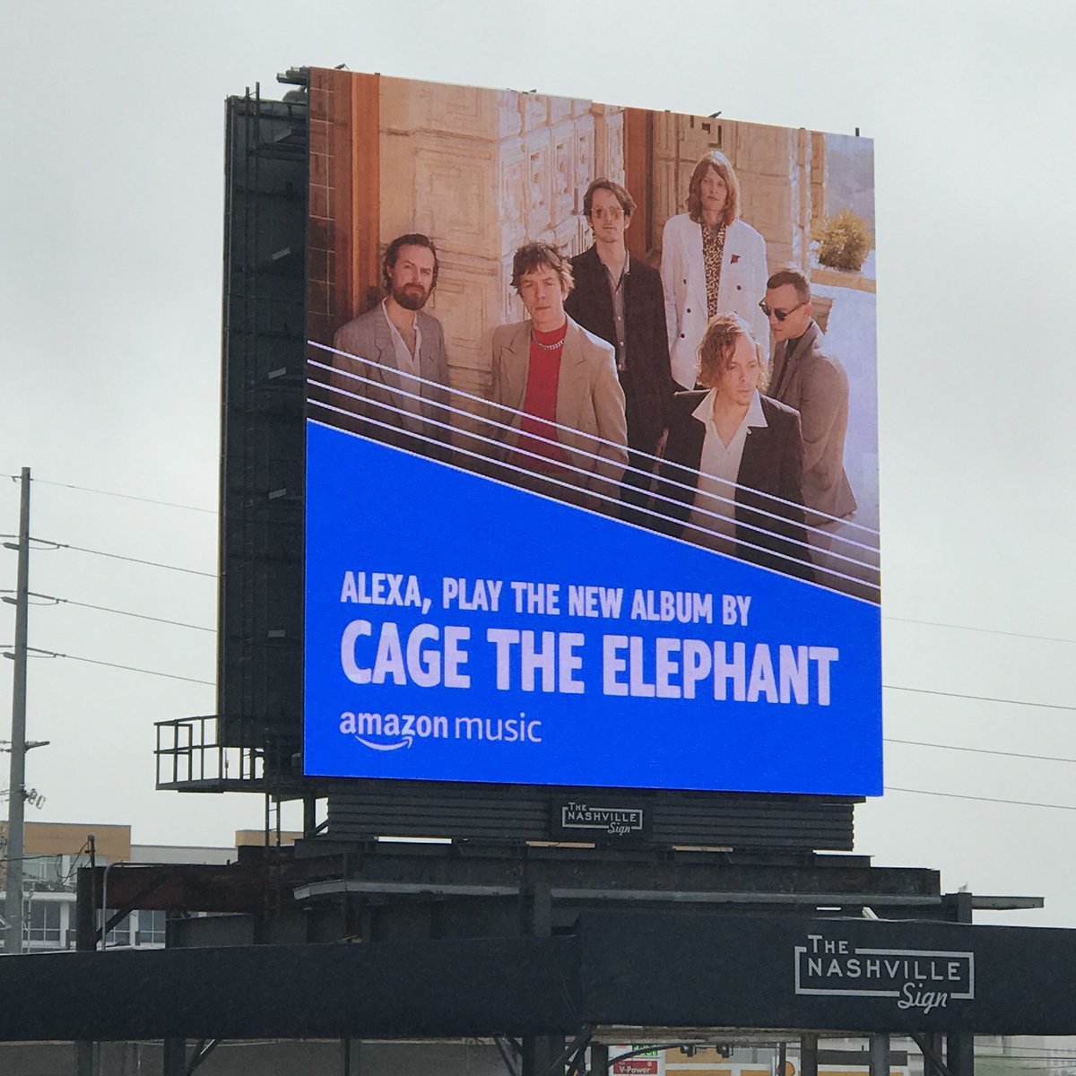 Cage The Elephant's photo on Cage the Elephant