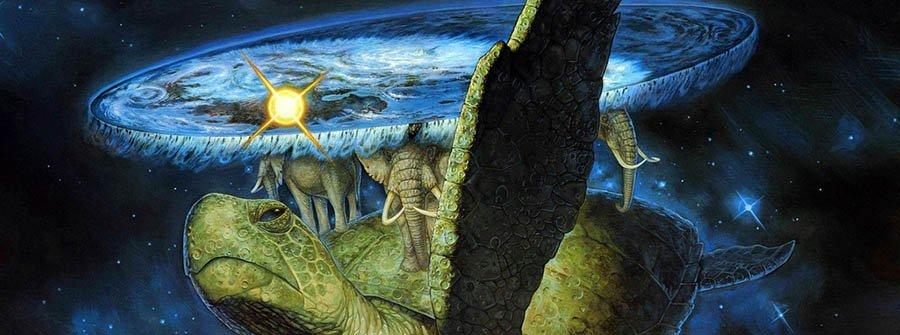 мифы о земле картинки фото теряется