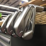 Image for the Tweet beginning: The JPX919 Forged irons are