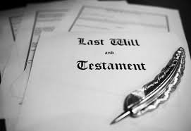 #Wills help minimize the #fighting over what your survivors THINK you would have wanted done with your #estate.  Instead of letting them figure it out, leave it known what your wishes are!