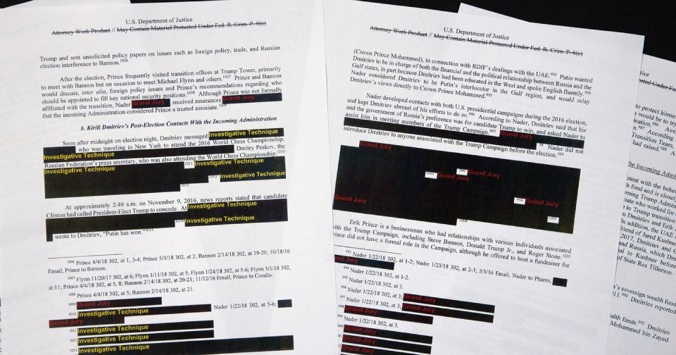 Mueller report reactions vary widely http://www.oklahoman.com/article/5629142?access=df75ddeafe6745e24c37c5607168be5d…