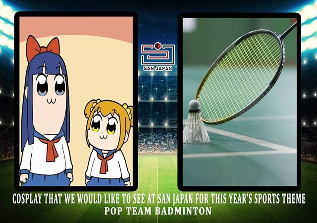 """""""Are you upset?"""" #SanJapanxii #cosplay #popteamepic #sports http://bit.ly/2VUcsD9"""