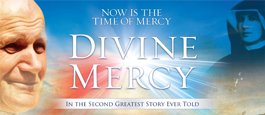 The Divine Mercy message has never been so relevant and accessible! Sign up today for this 10-day Divine Mercy reflection, delivered to your inbox and live your faith more fully in our culture - starting 4/28. Sign up here: https://buff.ly/2FOzy7k