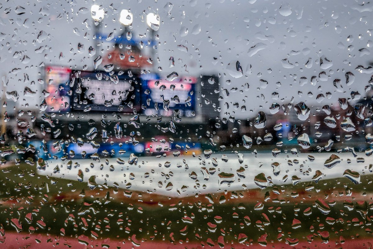 Tonight's game has been postponed.  We will play a traditional doubleheader tomorrow beginning at 4:10 PM.  April 19 ticket holders can exchange for tomorrow's doubleheader at 4:10 PM, April 21 at 7:05 PM, June 11 (CIN), or June 25 (KC).  More information: https://atmlb.com/2Iwvf4l