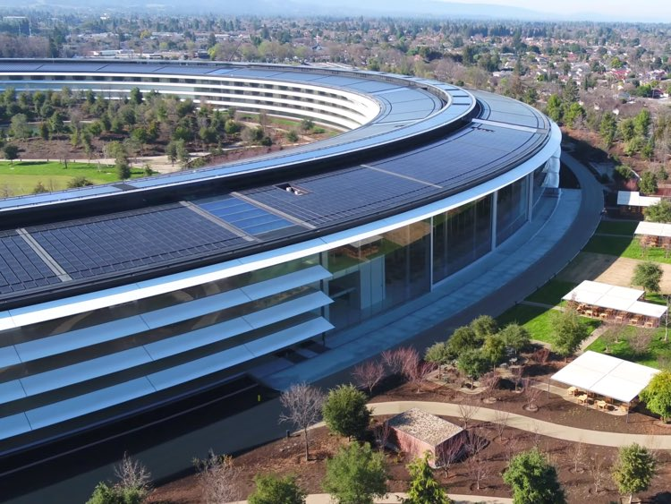 It's Beyond Football Friday and we are headed to the new @Apple campus for a tour! #BeyondFootball #OnlyInTheBay<br>http://pic.twitter.com/3zqGJJ1RYn