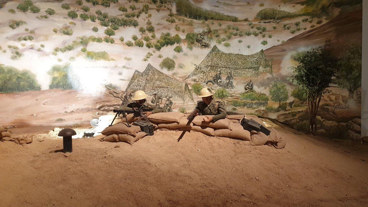 ملك الاردن يفتتح متحف الدبابات الملكي في عمان - صفحة 2 D4iRt51XkAATr0f