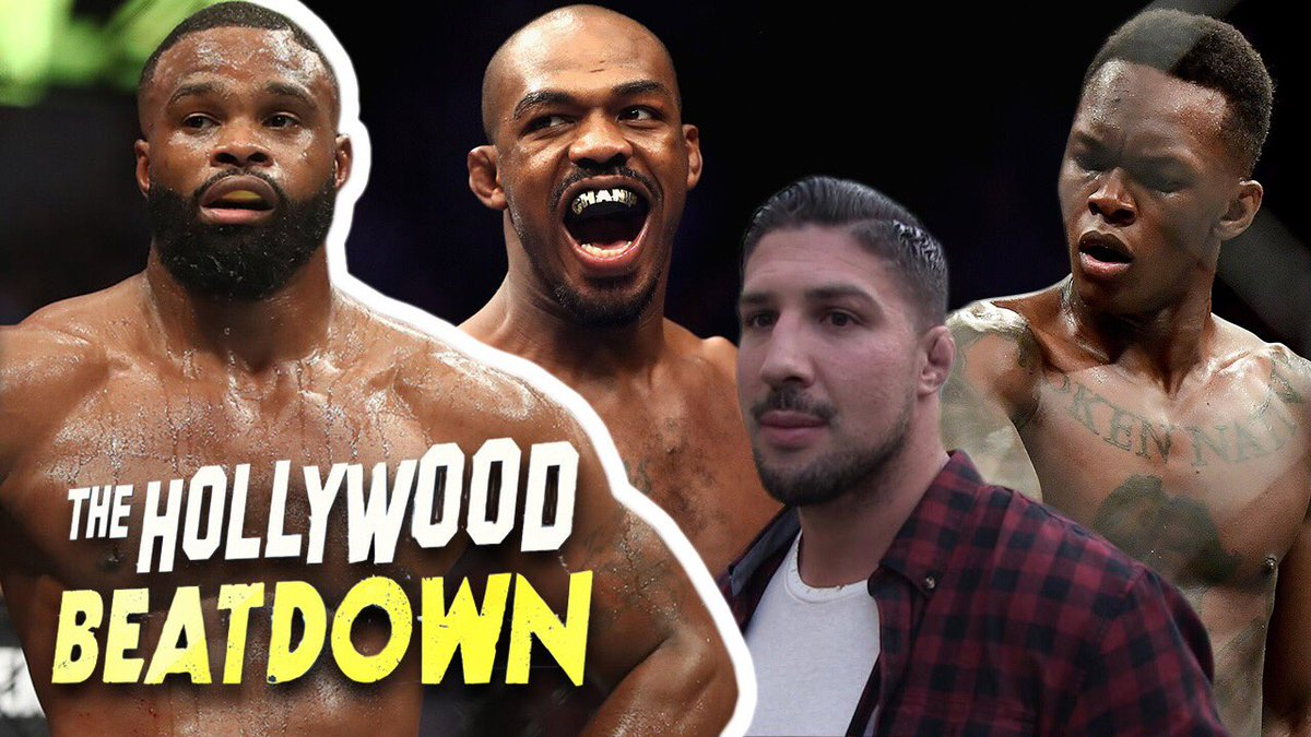 🗣NEW Episode of @TMZ_Sports The Hollywood Beatdown 👊🏾💥 Check the link 👉 https://www.youtube.com/watch?v=0d-xYY0Rumo …