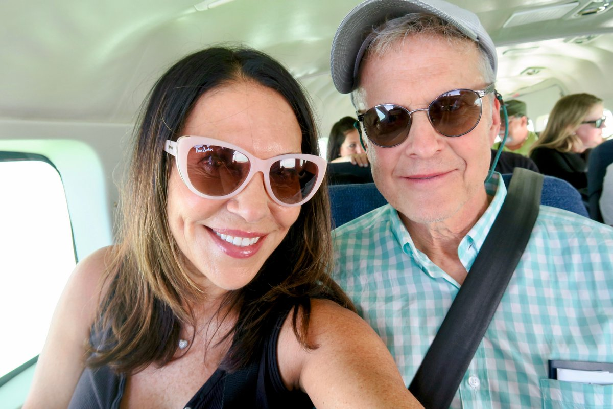 test Twitter Media - The inside of a puddle jumper on our way to a week of yoga in Belize. Everything's fine as long as you don't look out the windows! Get the story by clicking here now: https://t.co/Wy6TPTKucV https://t.co/1f5O72bZtV