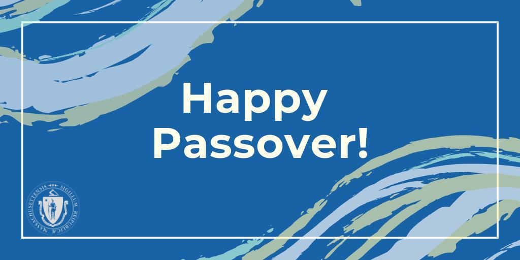 Wishing those celebrating the start of #Passover this evening a joyful Seder! #ChagSameach