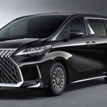 Image for the Tweet beginning: Lexus Made a $100,000 Minivan