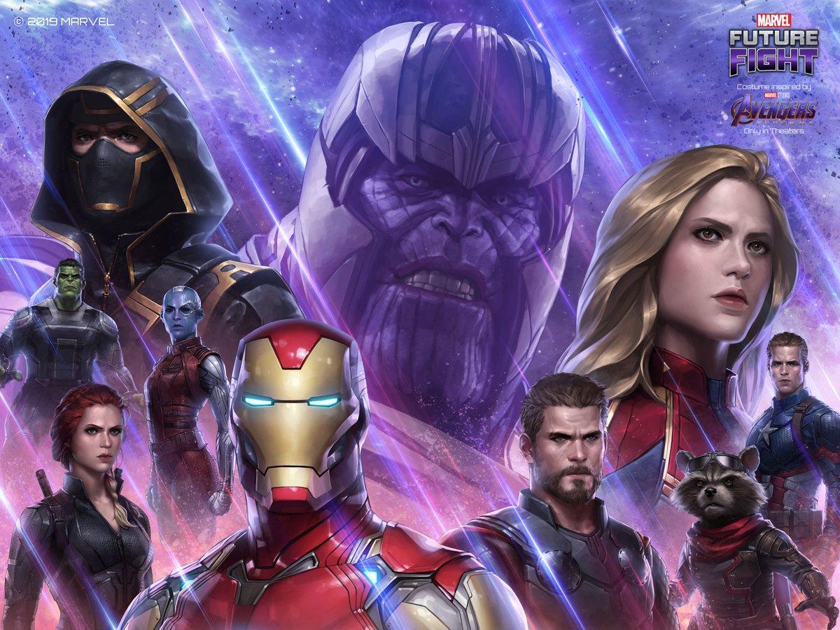 0edc6133c9 Tickets  https   www.marvel.com movies avengers-endgame … Download   http   smarturl.it playMFF pic.twitter.com ptsuKUetRU