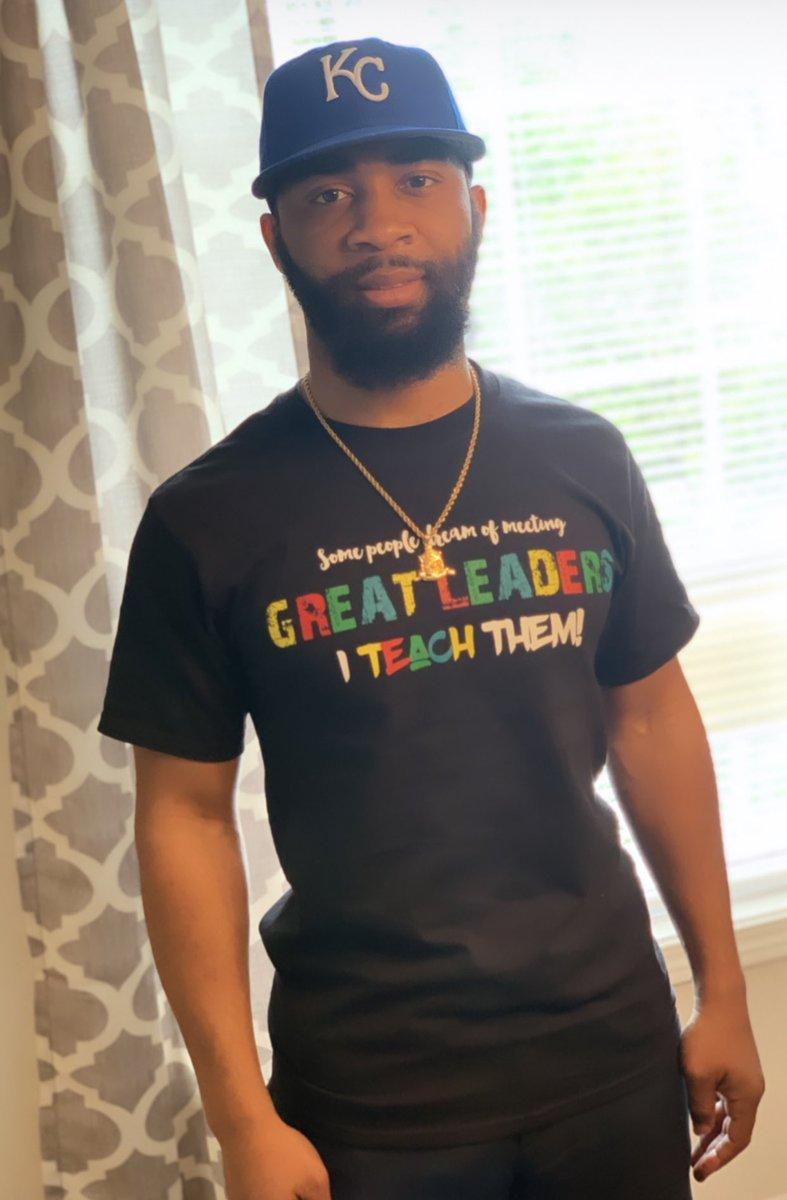 Some people dream of meeting great leaders. I TEACH THEM! 💯 #GoodFriday #SpringBreak #Educate #BuildPositiveRelationships #Mentor #Care #Teach #Believe #Achieve #SouthCarolina #BlackMaleEducator  IG: @IeduKAYteU 📸