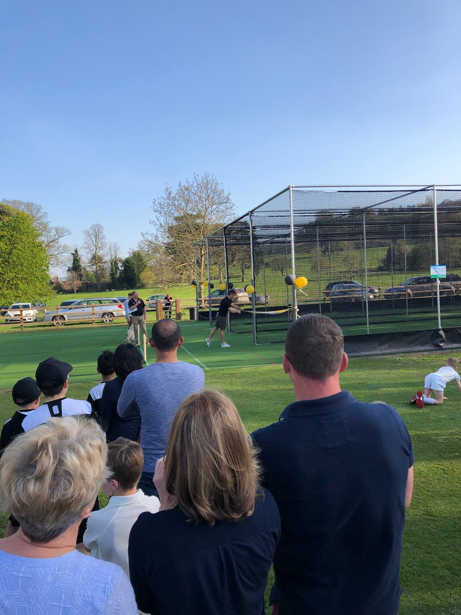 test Twitter Media - A brilliant evening @DumbletonCC for the official opening of their fantastic new 4 lane net system.  Well done to everyone at the club for their hard work and dedication to complete this amazing project 🏏 https://t.co/QG4V8h3Ko9