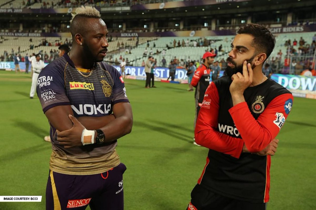 Star Sports's photo on Andre Russell