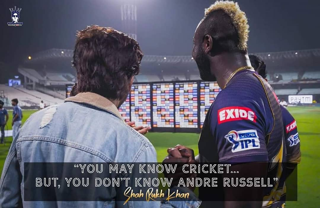 #Msk Tweets's photo on Andre Russell