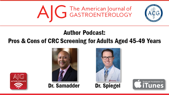 If you're trying to figure out when you or a loved one should get screened for #ColonCancer, then listen to this podcast where I debate the pros & cons of new guidelines to begin screening at age 45. Most say to start at 50. After this debate, at age 46, I'm not gonna wait.
