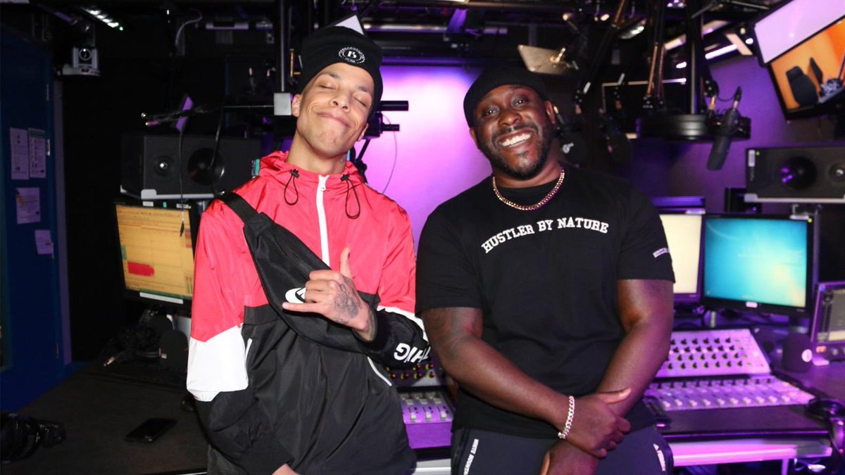 🏴 Good Friday, means good bars from Blackpool's very own @AfghanDan_, in for his #VoiceOfTheStreets with @kennyallstar! 🏴  🎢: https://bbc.in/2XjV2Ag