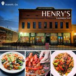 Spice up this #FoodieFriday with savory cajun cuisine. Henry's Louisiana Grill offers award-winning authentic flavors. Generous plates paired with a full bar, personable service and lively atmosphere that brings you straight to the Louisiana Bayou. 'Come Taste the Good Times!'™