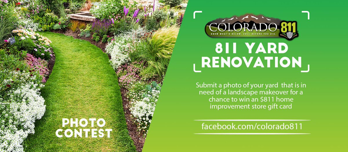 There are only 3 days left for the photo contest! Don't forget to snap a picture of your yard and…