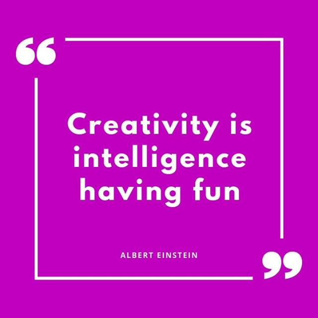 "Reposting @coraltreeinncairns: 📯 ""Creativity is intelligence having fun"" – Albert Einstein⁣ -⁣ -⁣ #quote #quotes  #motivation #quoteoftheday #inspiration #instagood #success #instaquote #inspirationalquotes #focus #strength #dedication #grow #qotd #life  #quotestoliveby"