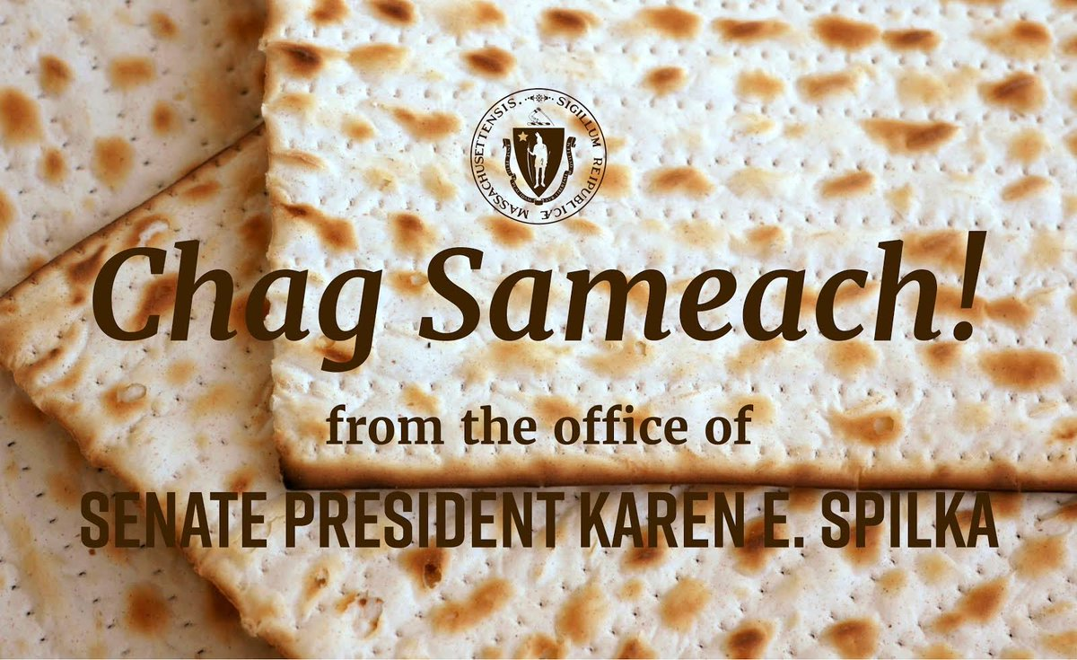 Wishing all who gather around the seder table this evening a very happy and peaceful #Passover! #mapoli